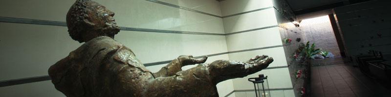 Banner-columbarium