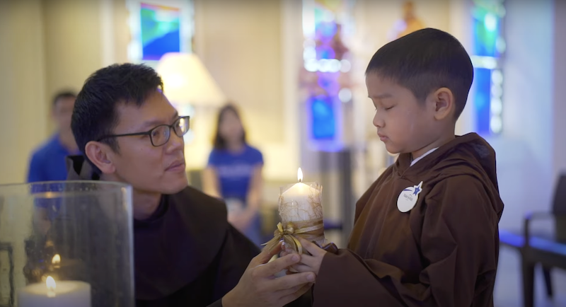 With God, All Things are Possible – 'Honorary Friar' Januarius