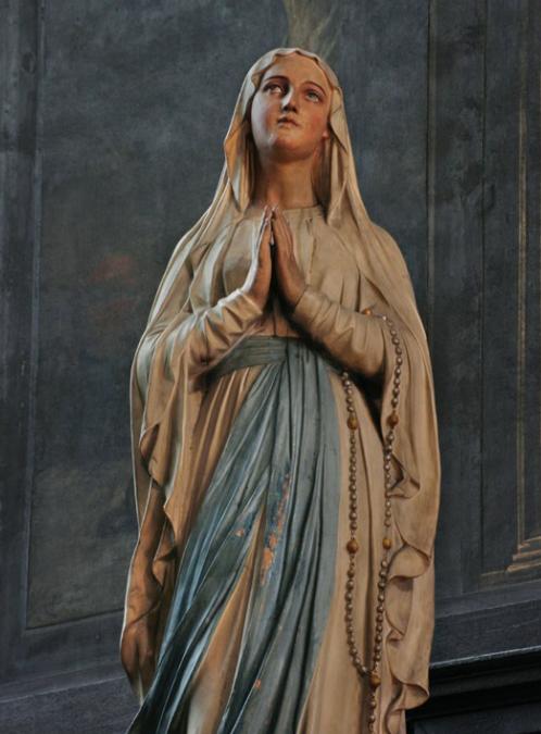 Mary's Maternal Mediation