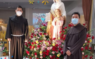 Celebrating the Elderly on the Feast of St Ann and St Joachim
