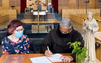 Caritas Singapore and Church of St Mary of the Angels Reach Out