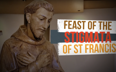 A Reflection on Stigmata of St Francis of Assisi