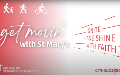 Let's Get Movin' with St Mary's!