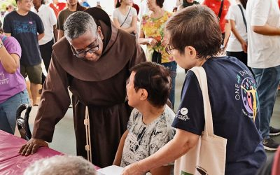 St Mary's Collaborates on Community Outreach Events