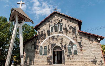 St Michael Penampang welcomes Friar Cruzender