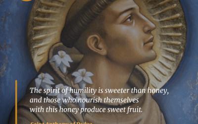 Saint Anthony of Padua (1195-1231)