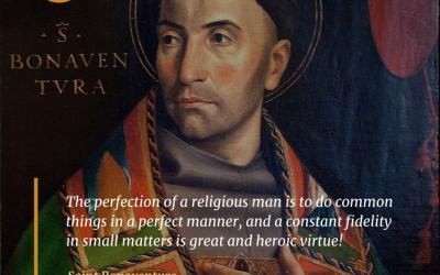 Friendship With Christ : St Bonaventure