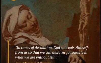 Saint Margaret of Cortona (1247–1297)