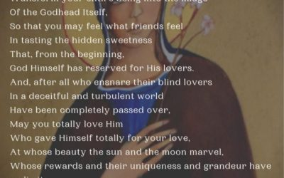 Seeing and Loving : St Clare of Assisi